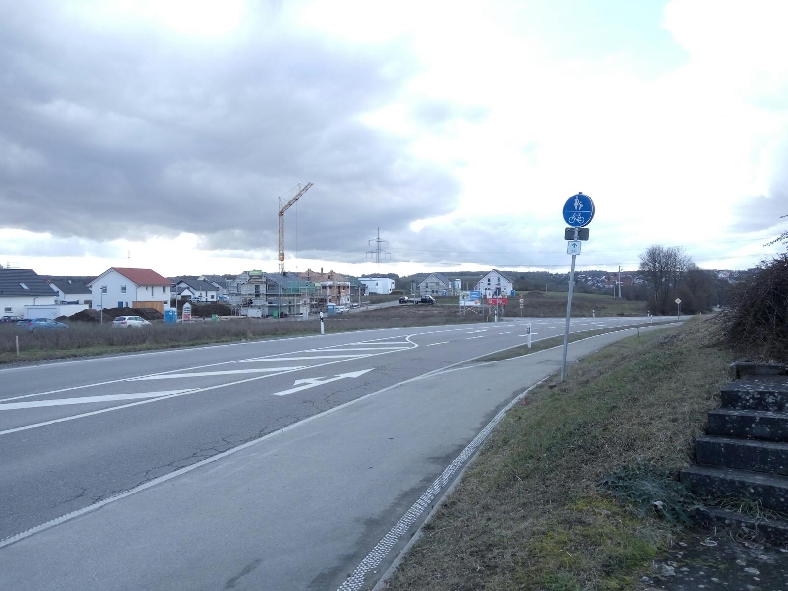 Baugebiet Bibis 4. Bauabschnitt Gemeinde Hirrlingen_1