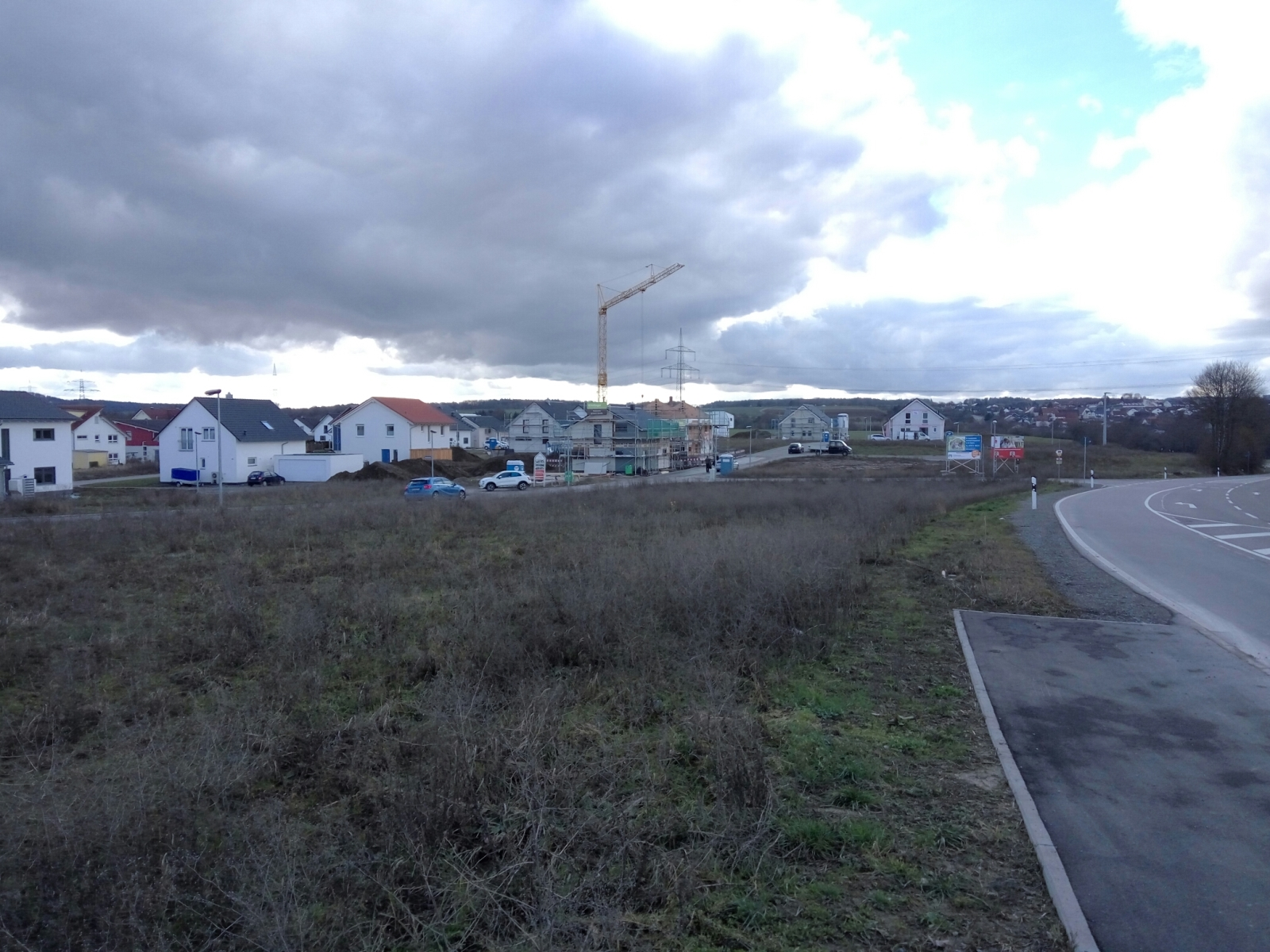 Baugebiet Bibis 4. Bauabschnitt Gemeinde Hirrlingen_2