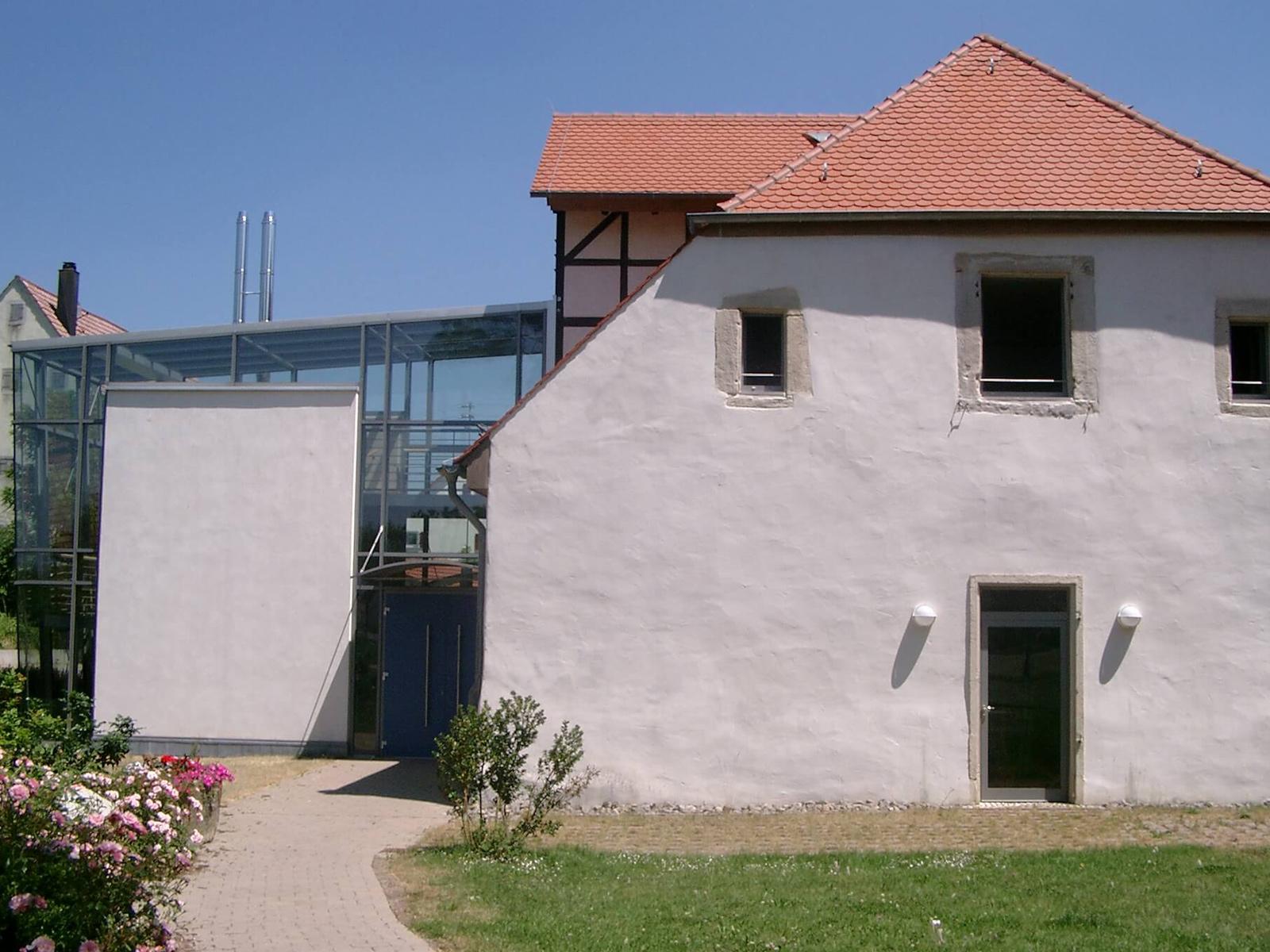 Bürgerhaus der Gemeinde Hirrlingen