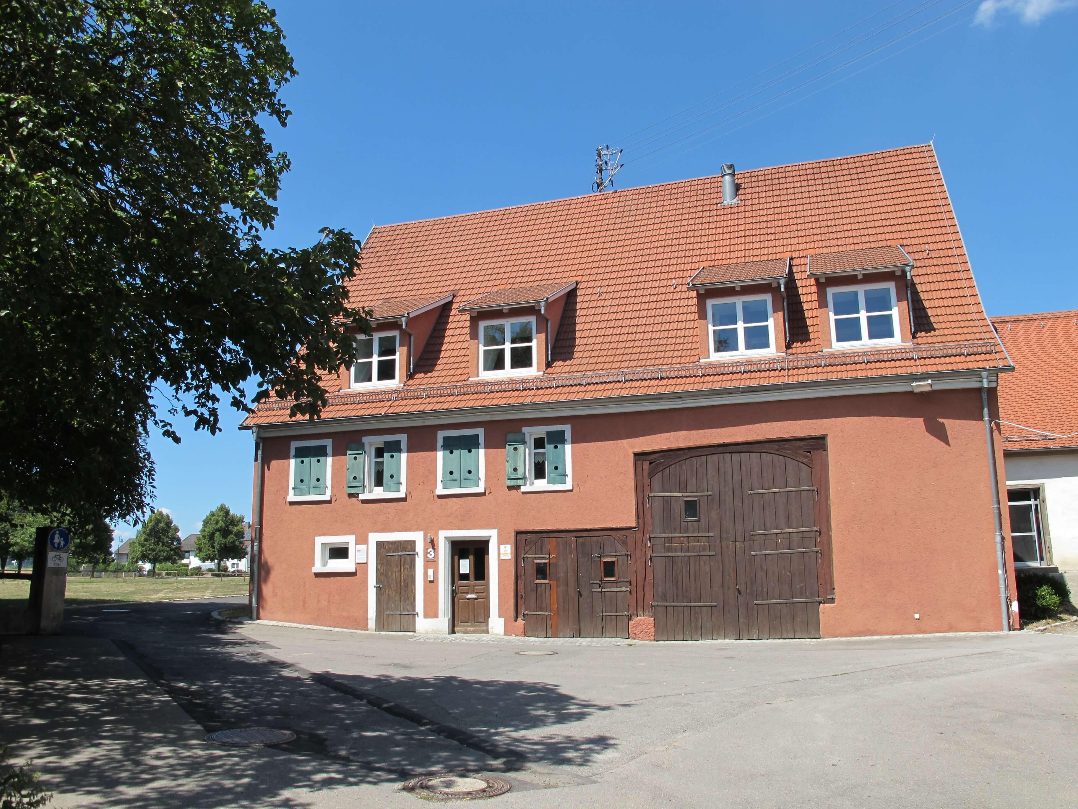 Jugend- und Vereinshaus Hirrlingen