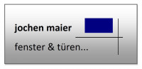 Logo Jochen Maier Bauservice