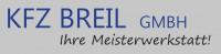 Logo KFZ Breil GmbH