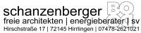 Schanzenberger Bodo Freie Architekten Logo