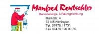 Rentschler Manfred Malerbetrieb Logo