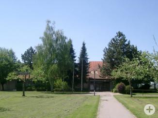 Eichenberghalle der Gemeinde Hirrlingen