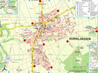 Hundetoiletten Standorte in Hirrlingen